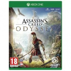 Hra pre XBOX One Assassins Creed Odyssey hra XONE