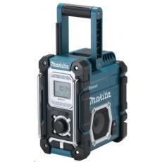 Makita DMR108 - Aku rádio FM/AM/Bluetooth/USB (CXT) 7,2-18V/230V IP64