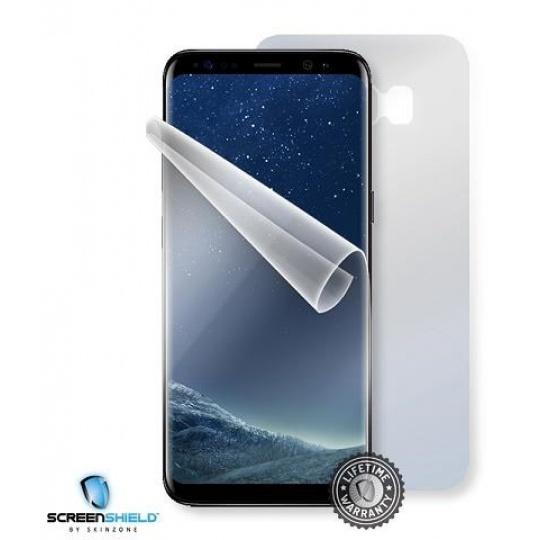 ScreenShield fólie na celé tělo pro Samsung Galaxy S8 (G950)