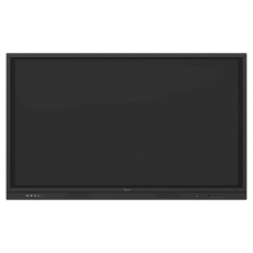 """Optoma 3751RK IFPD 75"""" -  interaktivní dotykový, 4K UHD, multidotyk 20prstu, Android, antireflexní tvrzené sklo"""