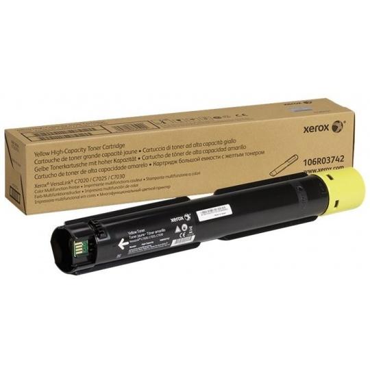 Xerox Yellow Extra Hi Cap Toner Cartridge pro VersaLink C70xx (16500str., yellow)