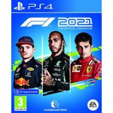 Hra pre Playstation 4 F1 2021 hra PS4 EA