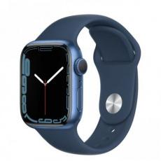 Apple Watch Series 7, 41mm Blue/A.Blue SportBand