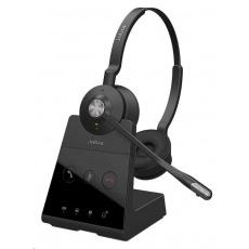 Jabra bezdrátová náhlavní souprava Engage 65 stereo - Bazar - rozbaleno, 100% stav