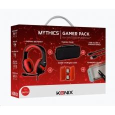 Konix Mythics Gamer Pack pro Nintendo Switch