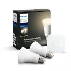 Philips Hue White Ambiance 8W 1100 E27 Promo starter kit