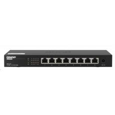 QNAP QSW-1108-8T (8x2,5GbE, 18W, DC)