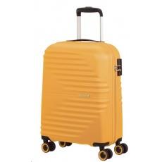 American Tourister WaveTwister SPINNER 67/24 TSA Sunset Yellow