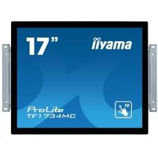 iiyama ProLite TF1734MC, 43.2 cm (17''), Projected Capacitive, 10 TP, black