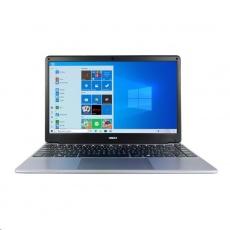 "UMAX NB VisionBook 14Wr Plus - 14,1"" IPS FHD 1920x1080,Celeron N4120@1,1 GHz, 4GB,64GB,Intel UHD, W10P, šedá"