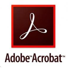 Acrobat Pro DC MP Multi Euro Lang TM LIC SUB New 1 User Lvl 2 10-49 Month GOV