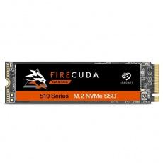 SEAGATE SSD 500GB FireCuda 510, M.2 PCIe Gen3 ×4, NVMe 1.3