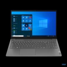 """LENOVO NTB V15-ITL Gen2 - i5-1135G7,15.6"""" FHD,8GB,256SSD,noDVD,HDMI,čt.pk,cam,Intel Iris Xe,W10P,2r carryin,čierna"""