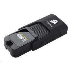CORSAIR Flash Disk 16GB Voyager Slider X1, USB 3.0, černá