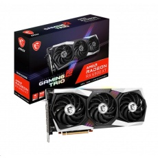 MSI VGA AMD Radeon RX 6900 XT GAMING Z TRIO 16G, RX 6900 XT, 16GB GDDR6, 3xDP, 1xHDMI