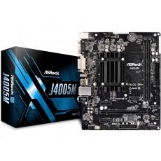 ASRock MB Int.procesor J4005M, 2xDDR4, VGA, mATX