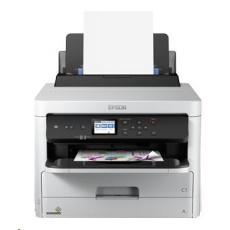EPSON -rozbaleno, odzkoušeno - tiskárna ink WorkForce Pro WF-C5210DW , A4, 34ppm, Ethernet, WiFi (Direct), Duplex, NFC