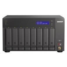 QNAP QVP-85A (6C/i5-8400T/1,7-3,3GHz/32GBRAM/8xSATA/2xM.2/1xUSB3.0/4xUSB3.1/1xHDMI/2xGbE/2xPCle/48kanálů)