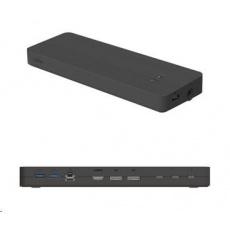 FUJITSU portreplikator Thunderbolt 4 Port Replicator - 2xUSB-C with Thunderbolt4, 2xUSB-C, 3xUSB A, HDMI, DP + AC170W