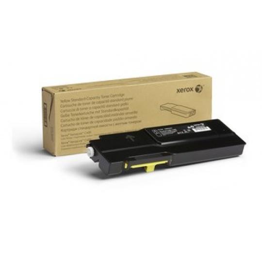 Xerox Yellow high capacity toner cartridge VersaLink C400/C405 (4 800str.)