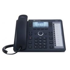 AudioCodes IP telefon 430HD, grafický displej, 10/100/1000 Mbps, PoE, černá
