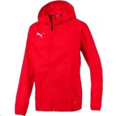 Puma LIGA TRAINING RAIN JKT core, pánska bunda, veľkosť M - červené  prevedenie - PROMO AKCIA LENOVO